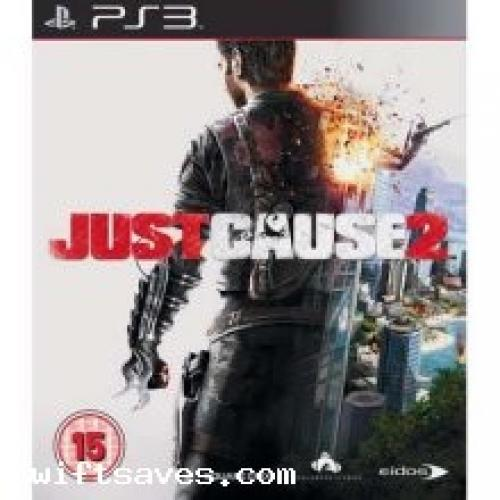 Just Cause 2 For Sony Playstation 3